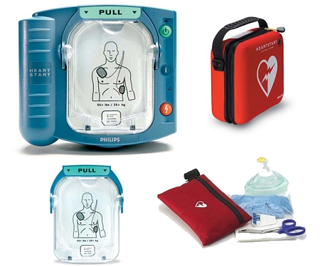 philips m5066a aed